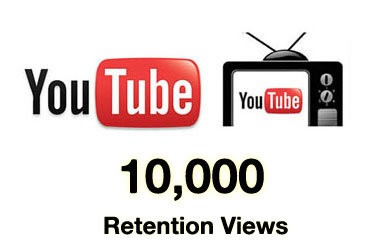 10k_Retention_Youtube_Views