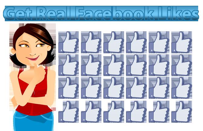 real likes or fake likes