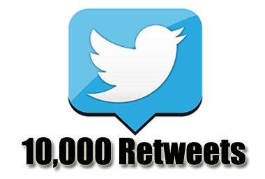 10k retweets