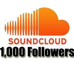 Order 1K Soundcloud Followers