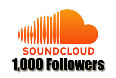 Order 1K Soundcloud Followers
