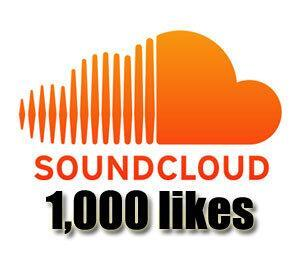 Get 1k Soundcloud Likes