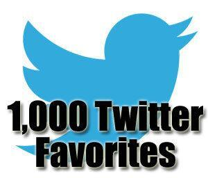 1k twitter favorites