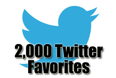 2k twitter favorites