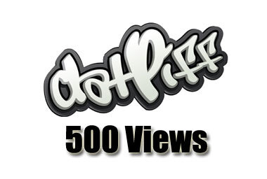 buy 500 datpiff views