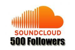 Order 500 Soundcloud Followers