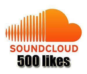 500 Soundcloud Likes